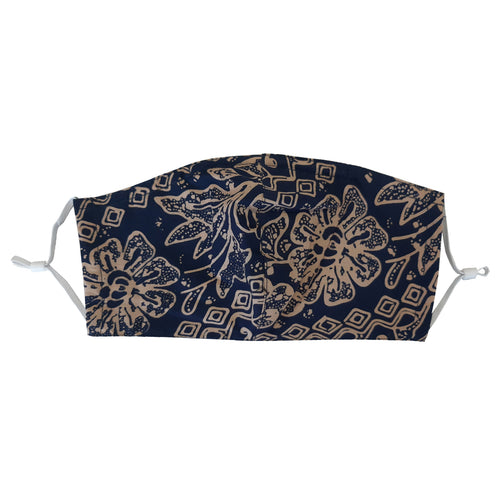 Gili Collection Batik Face Covering - Breeze