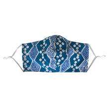 Load image into Gallery viewer, Gili Collection Batik Face Covering - Diamond