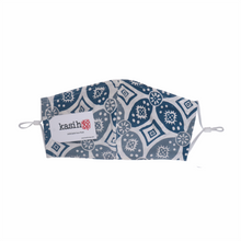 Load image into Gallery viewer, Gili Collection Batik Face Covering - Areca Palm