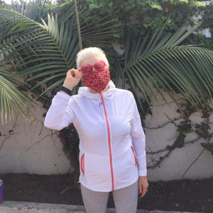 Gili Collection Batik Face Covering - Loop