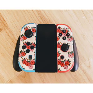 Hanafuda Nintendo Switch Joy-Con Skin