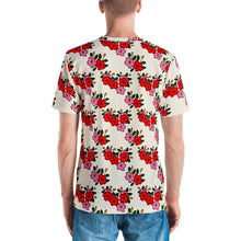 Load image into Gallery viewer, All over print shirt for men - Hanafuda