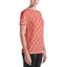 Load image into Gallery viewer, All over print shirt for women - Banana