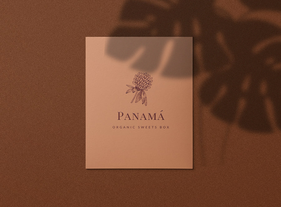 Elegant and Minimal customizable logo templates for home, beauty, healthy, fitness, and luxury subscription boxes. Editable in Canva