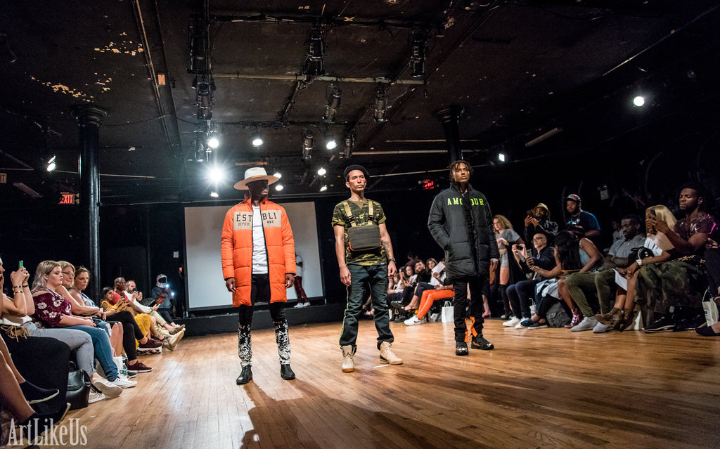 RIP THE RUNWAY DURING NYFW 2018