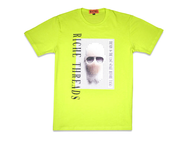 Volt Green (Inspired by Karl) T-shirt