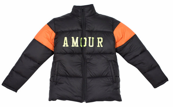 "Amour ""LOVE"" Riché Bubble Jacket"