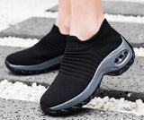 Women's Breathable Air Cushion Sneakers