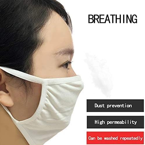 SD™ Reusable Antibacterial Cloth Dust Protection (Set of 10pcs)