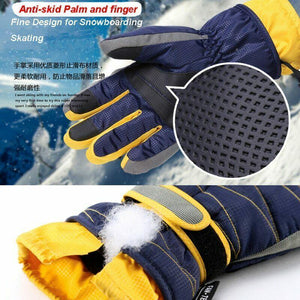 Winter Tech Windproof Waterproof Riding Gloves