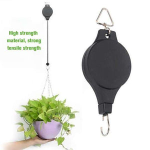 PULHOOK™: Retractable Pully Hanger