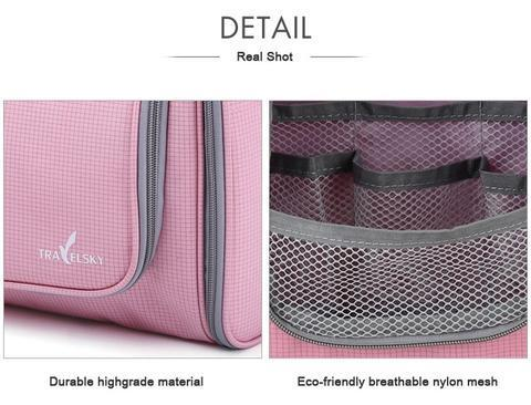 TRAVELSKY™: Ultimate Toiletry Handbag