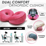 Dual Comfort Orthopedic Cushion