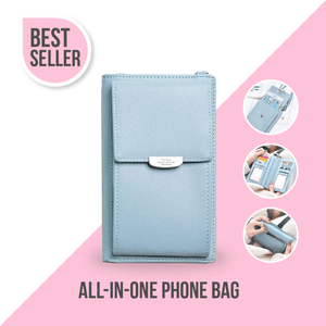 GENIES™: All-In-One Crossbody Phone Bag
