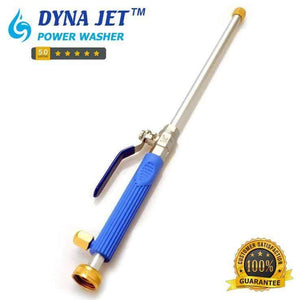 Dyna Jet™: 2-in-1 High Pressure Power Washer - Perfect DIY Car Wash
