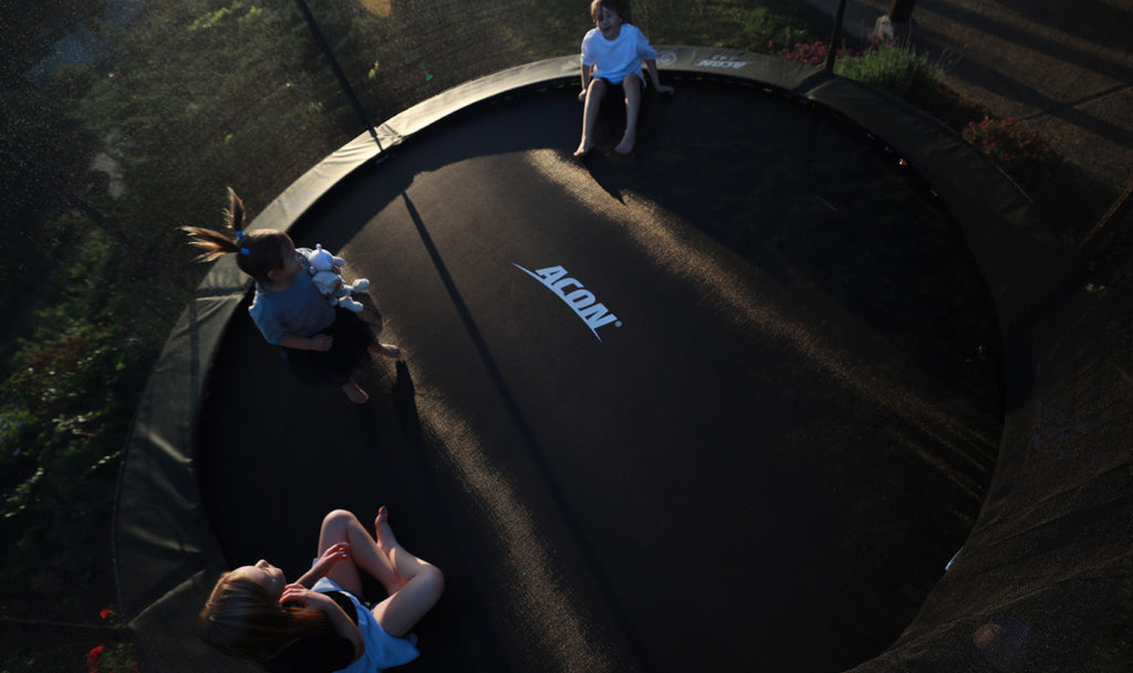 10 Reasons Your Kids Need a Trampoline