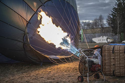 ACON hot air balloon