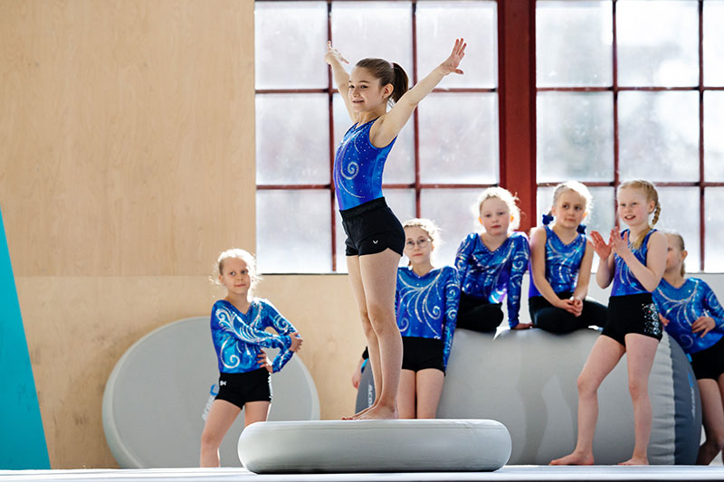 ACON Airspot for gymnasts
