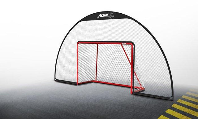 ACON Wave B183 -Backstop net with goal