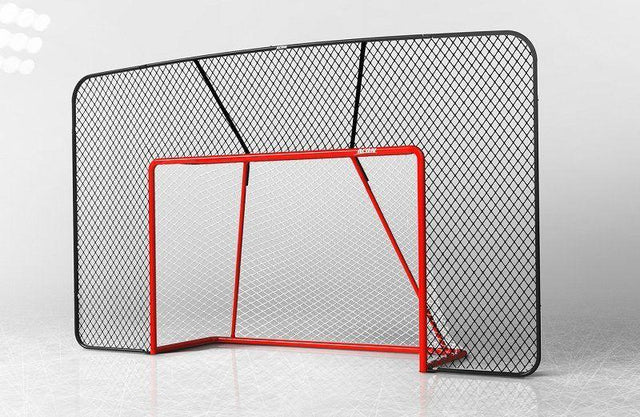 ACON Wave PRO Backstop Net with goal