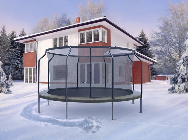 ACON Air Trampoline with Premium enclosure