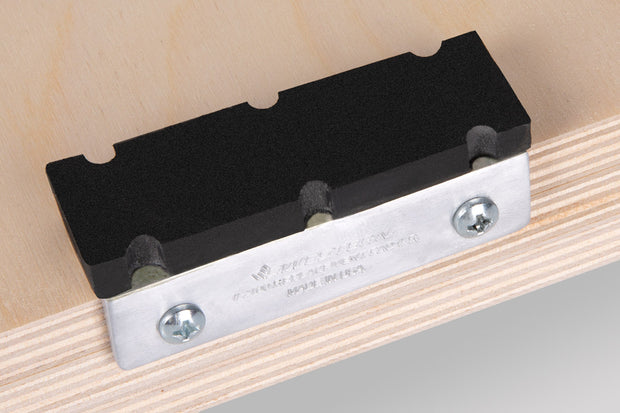 Rubber Guard Bench Block – Close Up