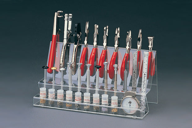 Acrylic Tool and Screw Rack #2176