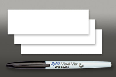 Reusable Shop Tray Tags With Pen – Pkg of 100 #2115