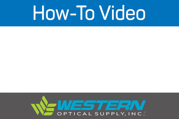 Western Optical | Pliers, Drivers, Nose Pads, Supplies and Equipment