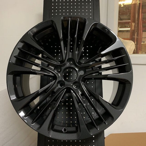 "19"" Sport Style Glint Black Grey Fits Honda Accord Sport Rims Wheels"
