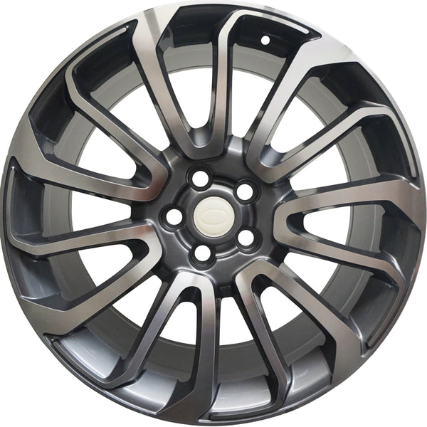 2012 Land Rover Lr3 Hse: Wheels For Audi