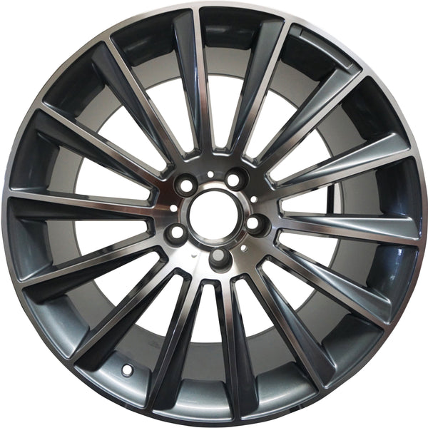 18 Inch Rims Fit Mercedes S600 S500 S550 S63 S400 S450 S350 CL S Class Wheels