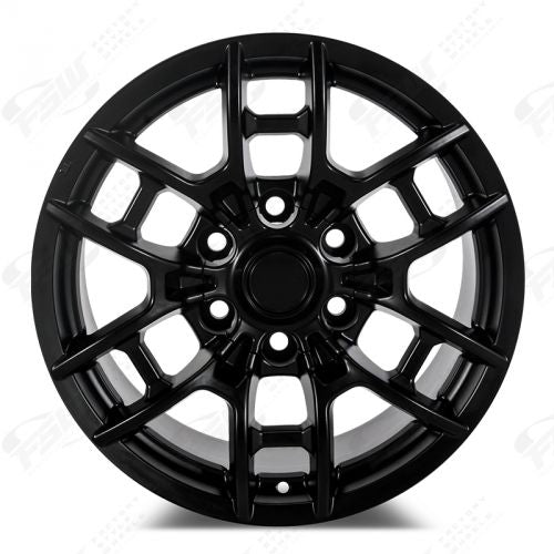 17 Inch Toyota TRD Style Rims Fit Tacoma 4Runner FJ Cruiser Sequoia Fortuner Wheels