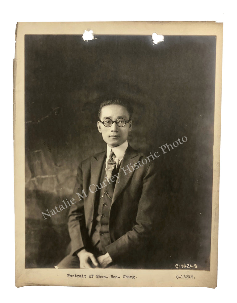 1930s Factory Employee Passport Photos Photographers Archive