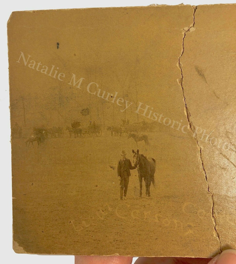 19thc Civil War Era Santa Fe Trail West Indian Fort Oklahoma Photo