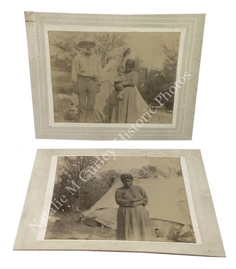 1900s Texas Southwest Old Mexico Border Family Photos