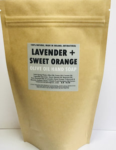 Lavender And Sweet Orange Olive Oil Hand Soap Refill