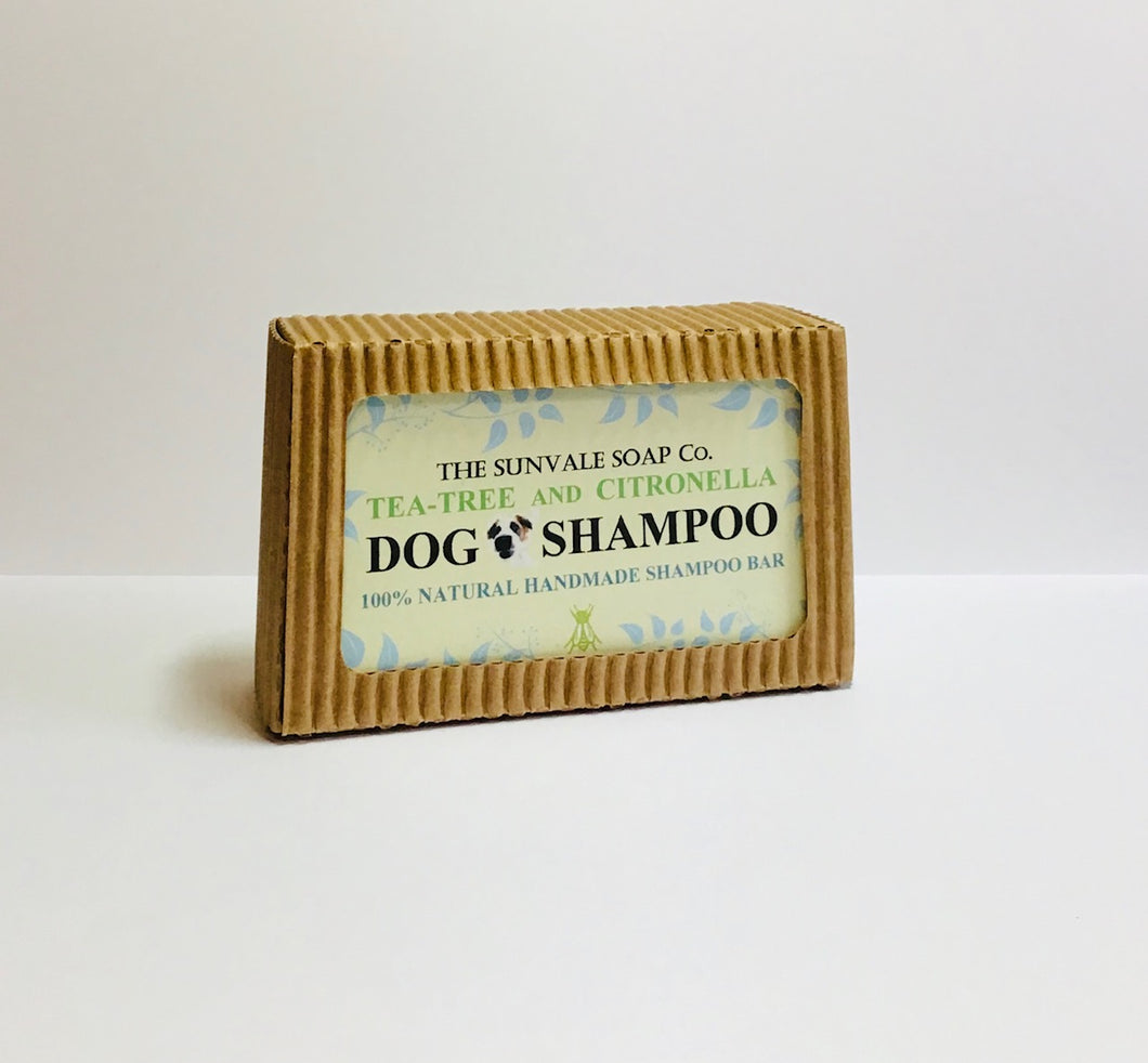 Tea Tree And Citronella - Dog Shampoo