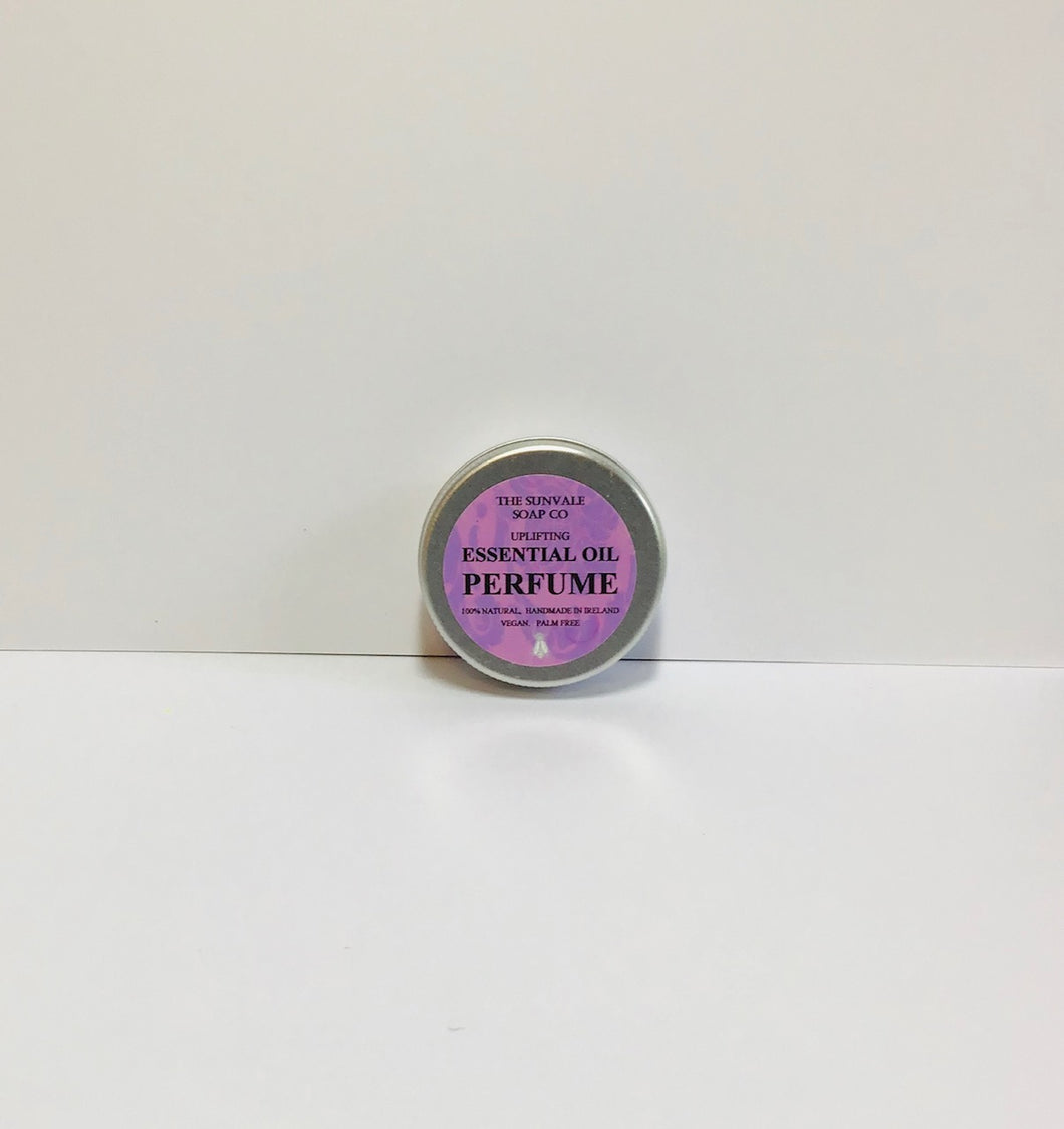 Natural Solid Perfume - Relax And Calm