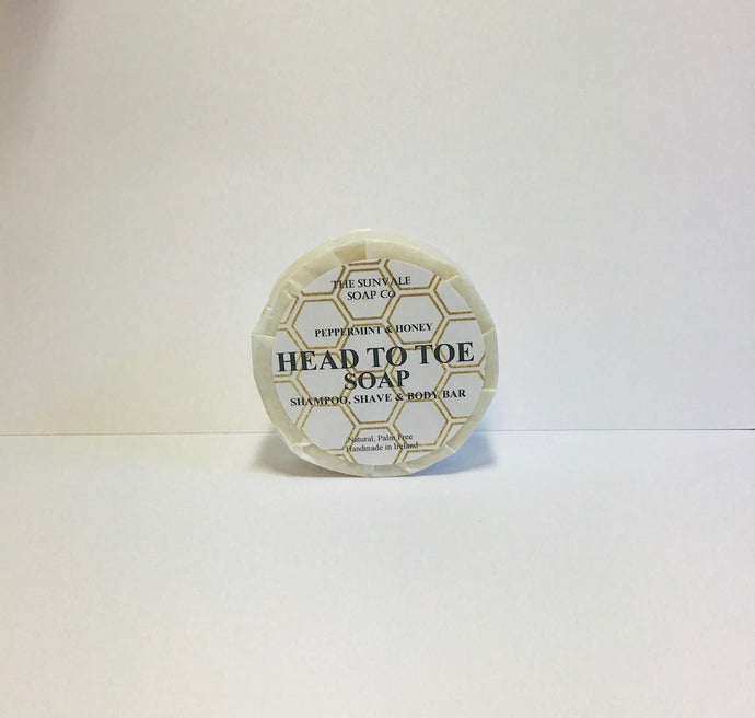 Head To Toe Soap - Peppermint And Honey