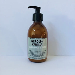 Neroli and Vanilla Hand and Body Lotion