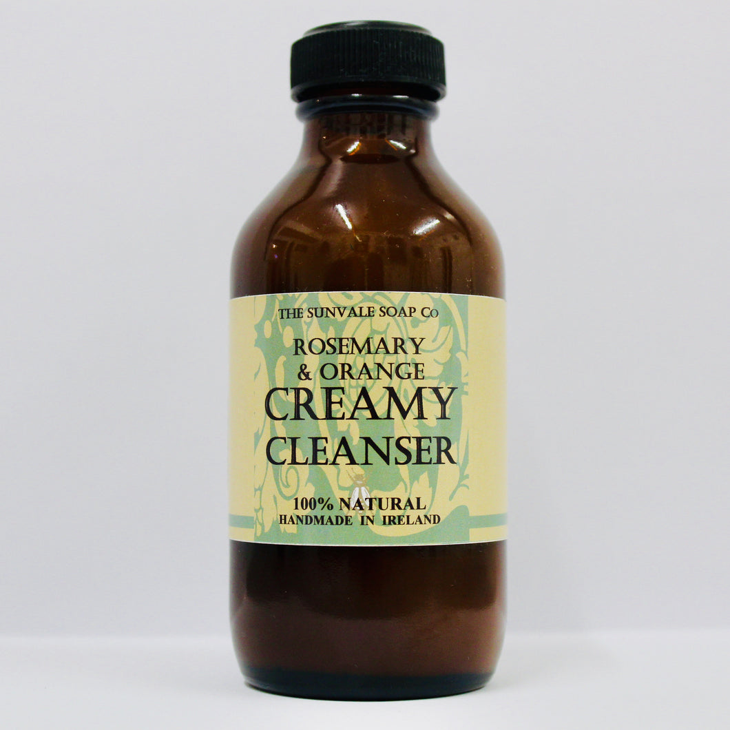 Rosemary and Orange Cleanser
