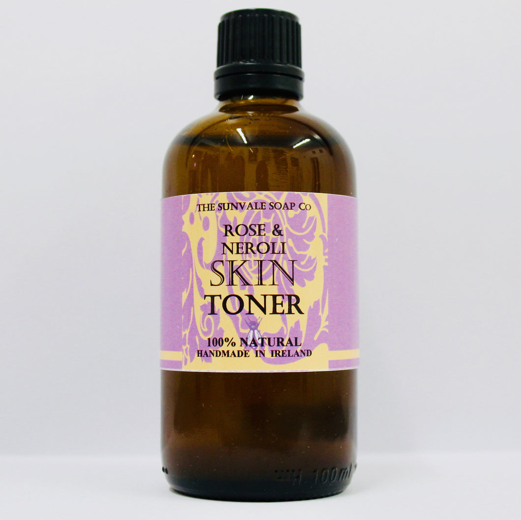 Rose and Neroli Toner