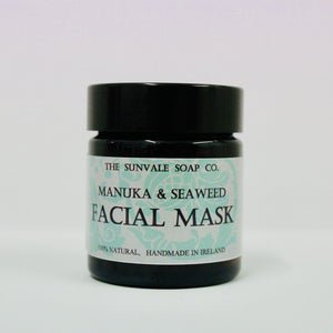 Seaweed and Manuka Facial Mask
