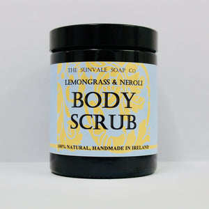 Lemongrass & Neroli Body Scrub