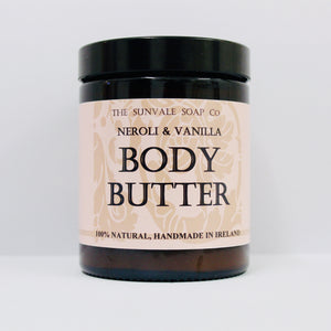 Neroli & Vanilla Body Butter