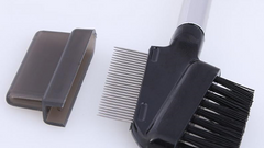 STEEL COMB to check separation of lash extensions