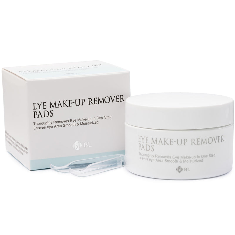 BL Eye Make-Up Remover Pads (50 pads) Oil Free