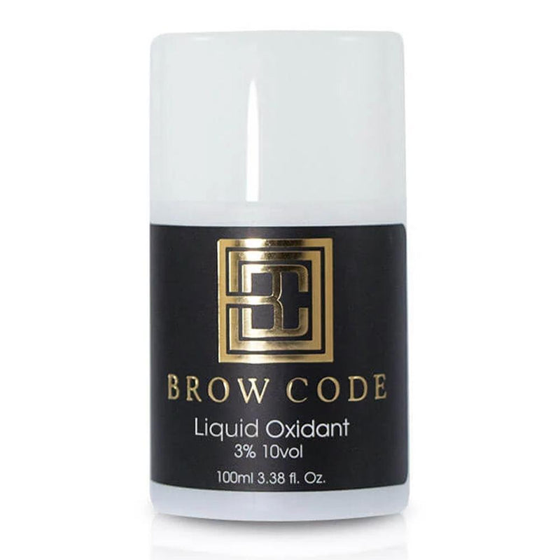 Brow Code Liquid Oxidant 3% Developer (100ml)