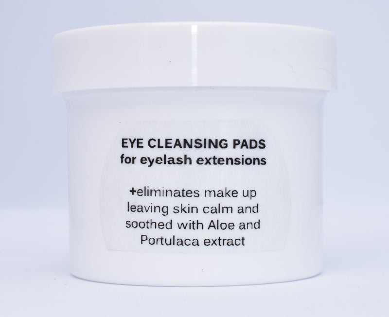 Eye Make Up Cleansing Pads x 36 designed for Eyelash Extensions